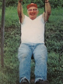 Pap on Swing